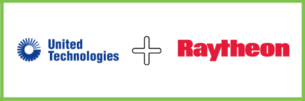 Raytheon + United Technologies