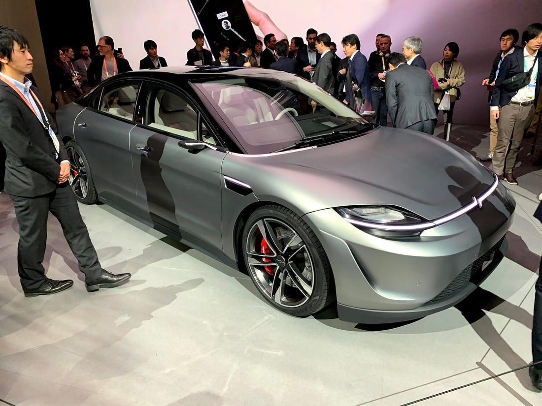 sony car-1